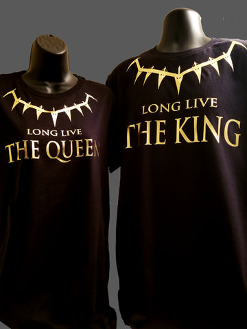 Long Live The King And Queen