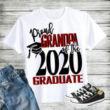 Proud Grandpa Of A 2020 Graduate