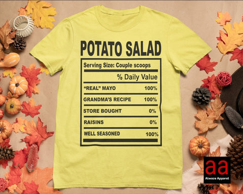 Potatoe Salad Tee