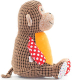 Cubbies Harlequin Collection Monkey