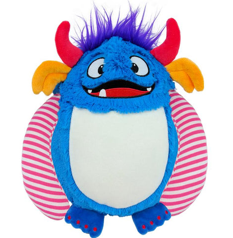 Cubbies Embroidery Blank - Spike the Blue Monster
