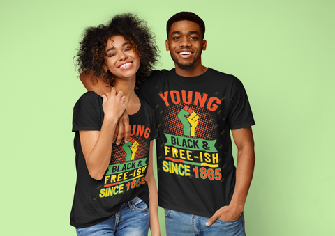 Young Black and Free-ish 1865