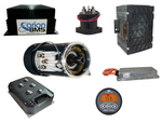 components of the ac electric vehicle conversion kit