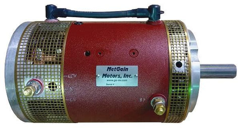 Netgain Motors ImPulse 9 dc electric motor