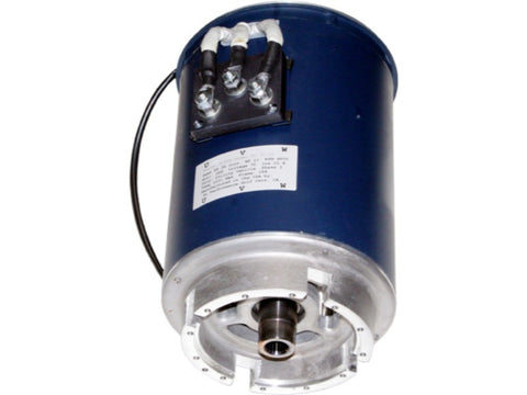 hpevs ac electric motor top view