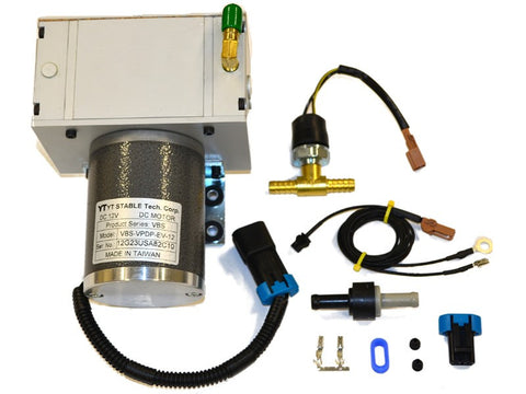 electric braking kit for vehicle conversion