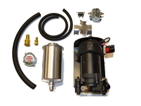 electric power steering kit for you conversion or drag racing application