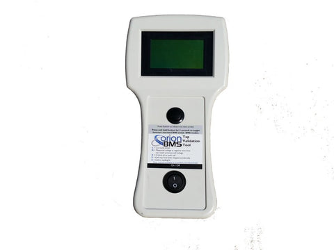 orion cell tap validator