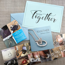 TOGETHER Necklace / Charm