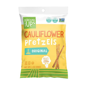 From The Ground Up Original Cauliflower Pretzel Sticks 1oz (24ct)