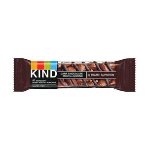 KIND Dark Chocolate Mocha Almond Bar 1.4oz (12ct)