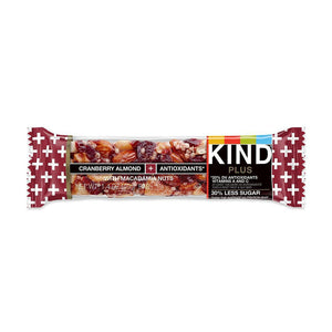 KIND Bar Cranberry Almond with Macadamia Nuts 1.4oz (12ct)