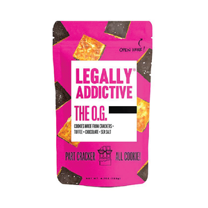 Legally Addictive The OG Cracker Cookies 4.7oz (6ct)