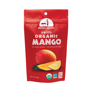Mavuno Harvest Organic Dried Mango 2oz (6ct)