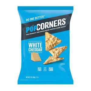 PopCorners White Cheddar Popped Chips 1oz (40ct)