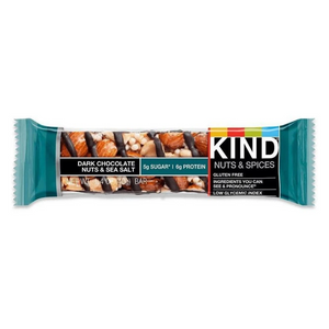 KIND Bar Dark Chocolate Nuts & Sea Salt 1.4oz (12ct)