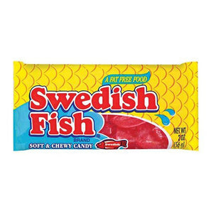 Swedish Fish Gummy Candy 2oz (24ct)