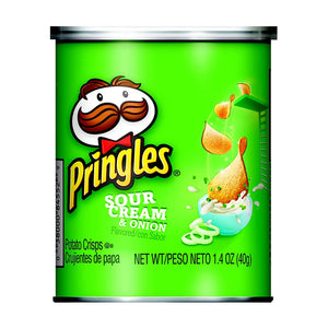 Pringles Sour Cream & Onion Grab & Go Small 1.4oz (36ct)