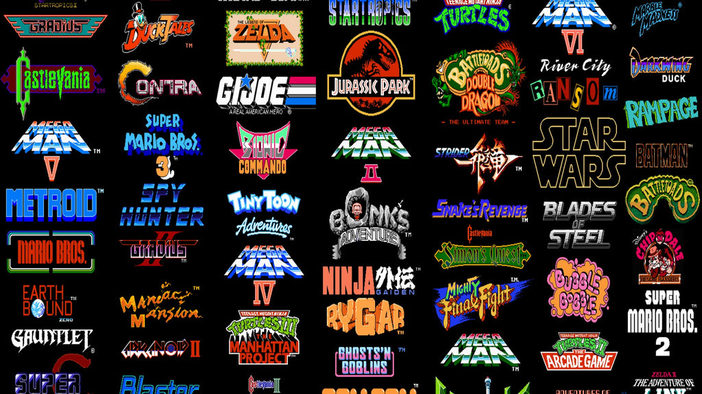The Top 20 Most Iconic Retro Games We Still Love To Play