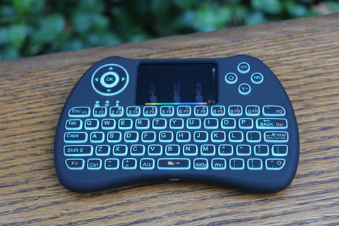 Ultimate Wireless Micro Keyboard Retro Gaming Console FREE Top 10 Best Game Club
