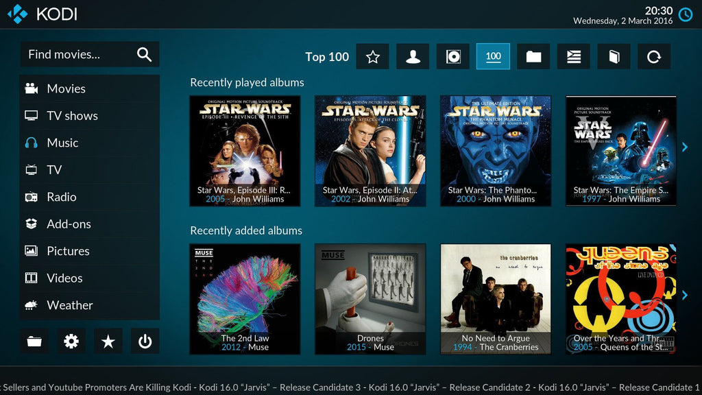 KODI Ultimate Gaming Console Movies TV Free