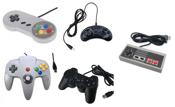 Ultimate Wired USB Retro Game Controllers Top 10 Best Retro Gamer Club