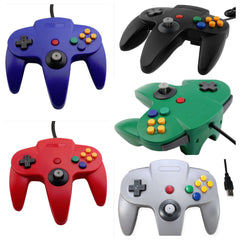 N64 Controller Colors Wired USB Retro Game Club