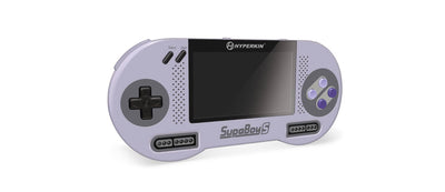 Supaboy S Portable Pocket SNES & Famicom Console