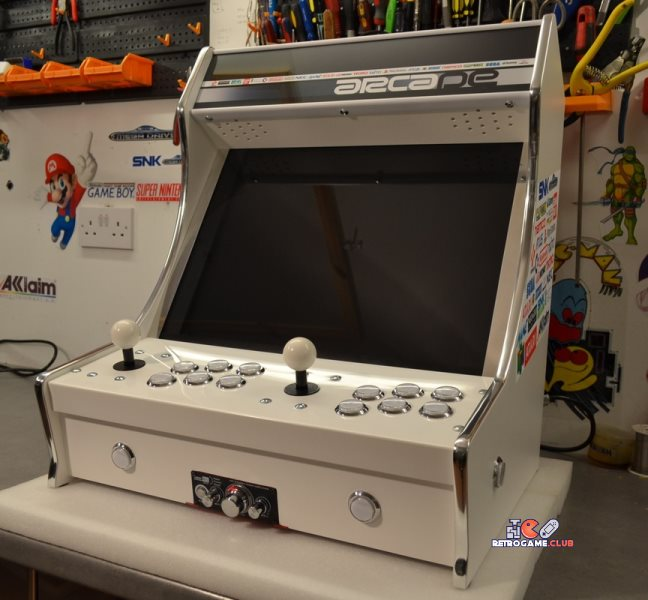The Ultimate Bartop Arcade Cabinet Of Your Dreams, Custom Order ...