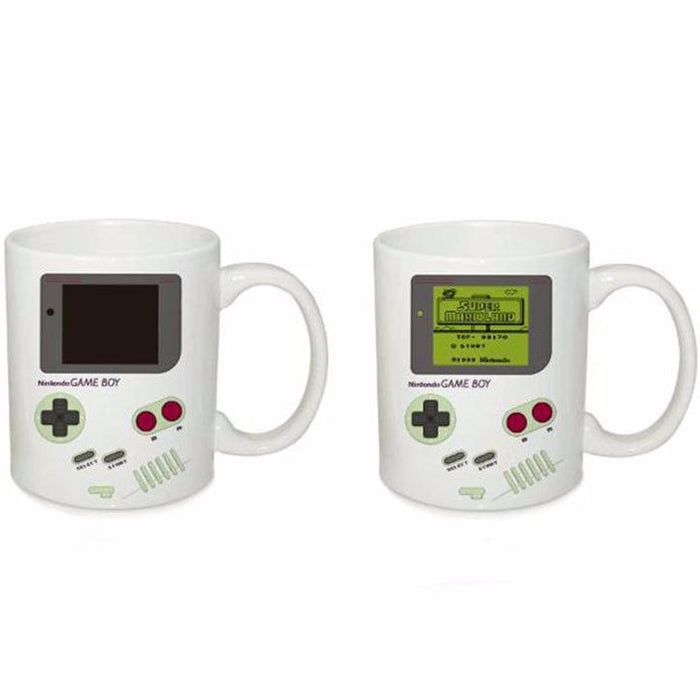 Gameboy Heat Sensitive Color Changing Coffee/Tea Mug Cup