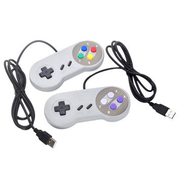 SNES & Famicom Wired USB Controllers
