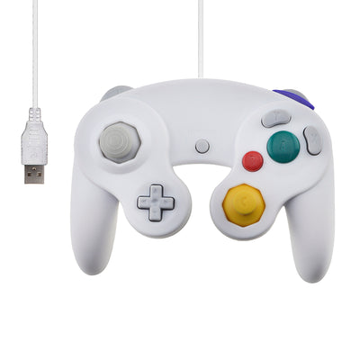Gamecube Wired USB Controller (4 Colors)