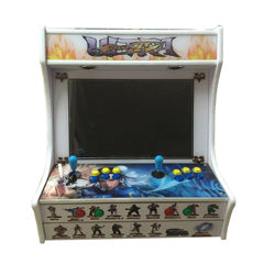 "22"" 2 Player Bartop Arcade Preinstalled With Pandora's Box 5 (999 Games in 1)"