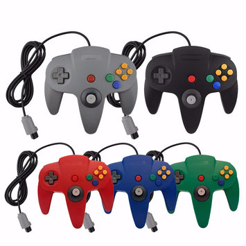 Nintendo 64 Wired Controllers (USB & Original N64 Plug)