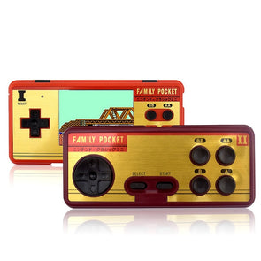 Data Frog Portable Handheld SFC Game Player With 638 Games
