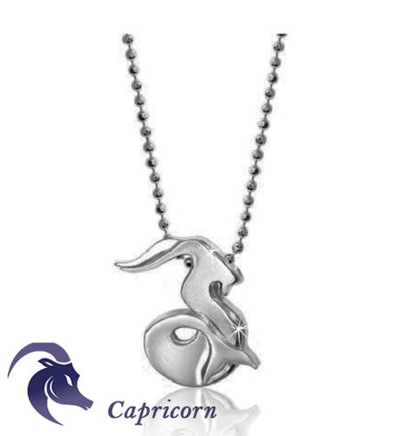 Capricorn (Sea-Goat) Necklace