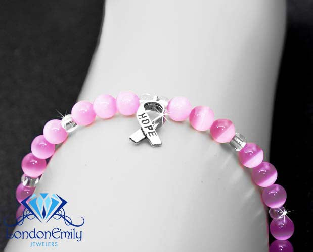 Hope- 3Charm (Breast Cancer Pink)