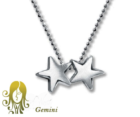 Gemini (Twins) Necklace