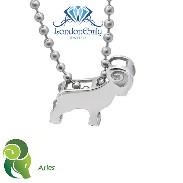 Aries (Ram) Necklace