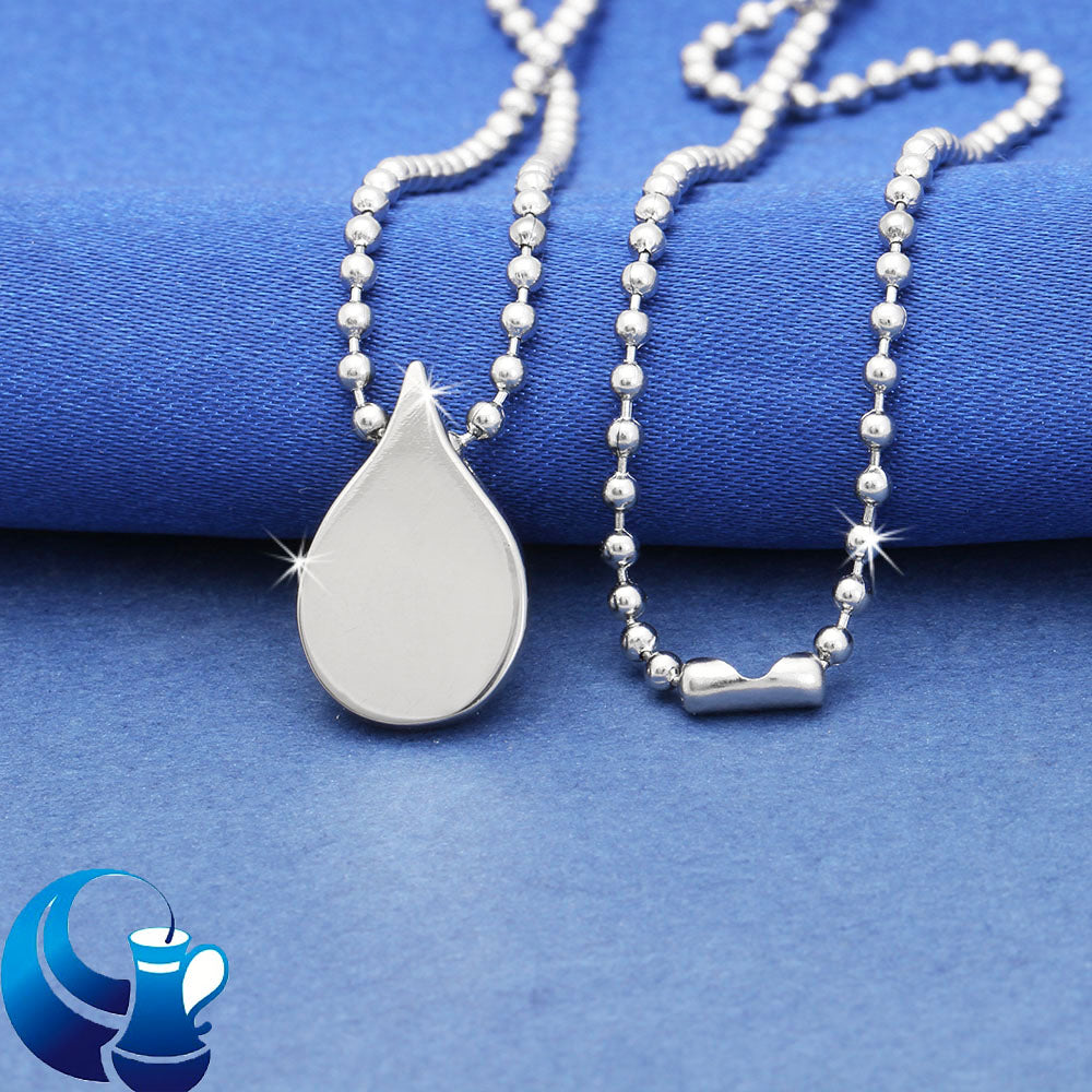 Aquarius (Water Drop) Necklace