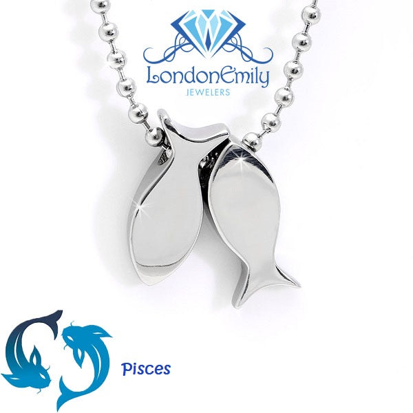 Pisces (Fish) Necklace