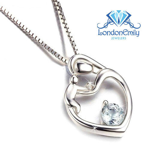 LondonEmily Jewelers Unconditional Love Necklace