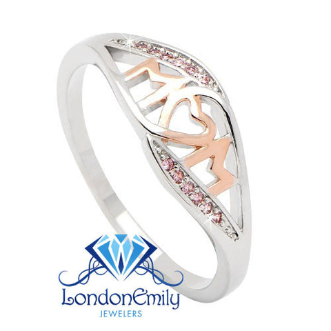 LondonEmily Jewelers A Mothers Love ring