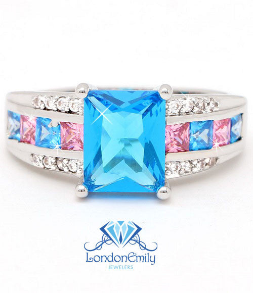 LondonEmily Jewelers Cotton Candy ring