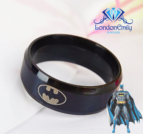 LondonEmily Jewelers Batman ring