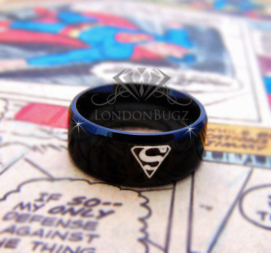 LondonEmily Jewelers Superman ring