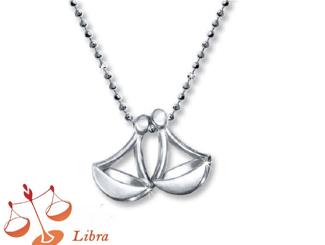 Libra (Scales) Necklace