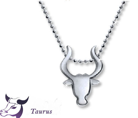 Taurus (Bull) Necklace