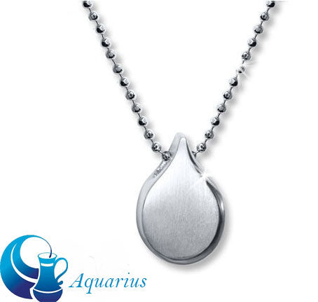 Aquarius (Water Drop) Pendant