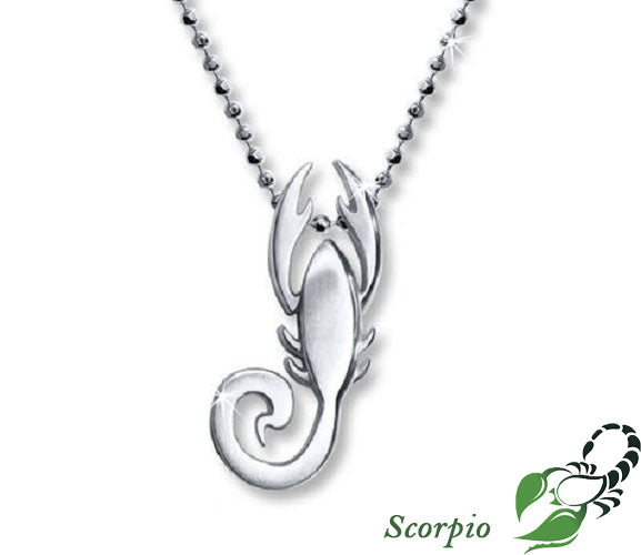 Scorpio (Scorpion) Necklace